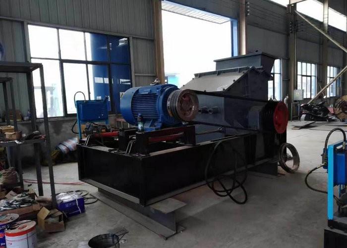 广西液压辊式制砂机